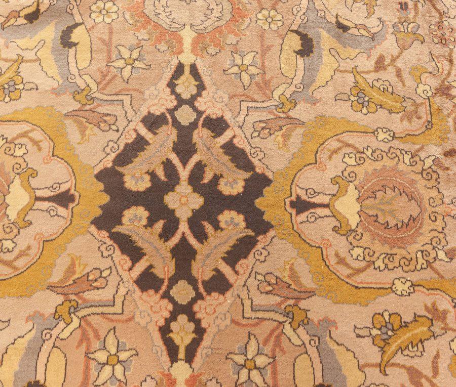 Antique Indian Carpet BB0707