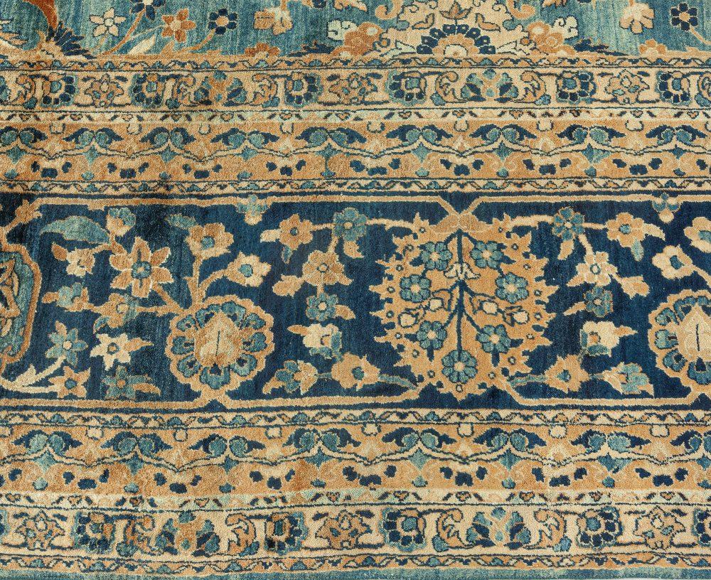 Antique Persian Kirman Rug BB0769
