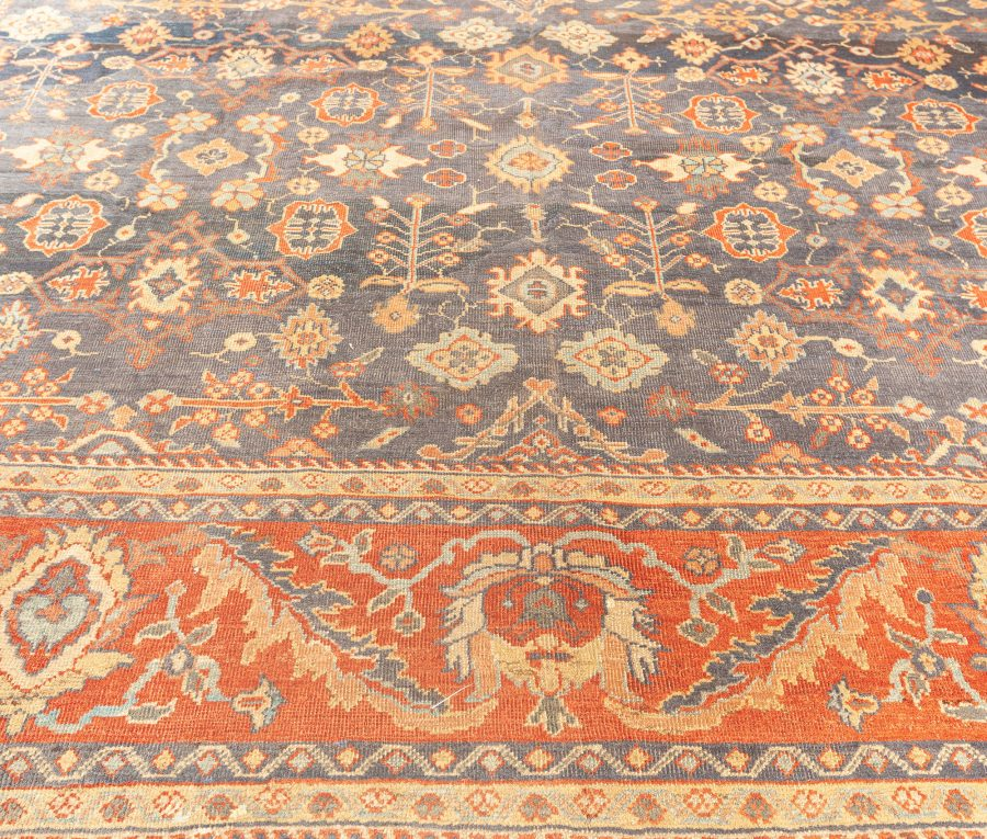 Antique Persian Sultanabad Rug, Early 20th Century BB1742