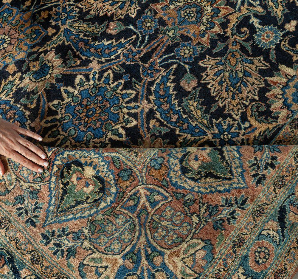 Antique Persian Kirman Carpet BB1835