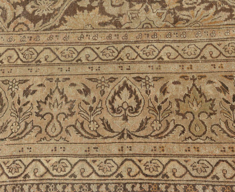 Vintage Indian Amritsar Carpet BB1958