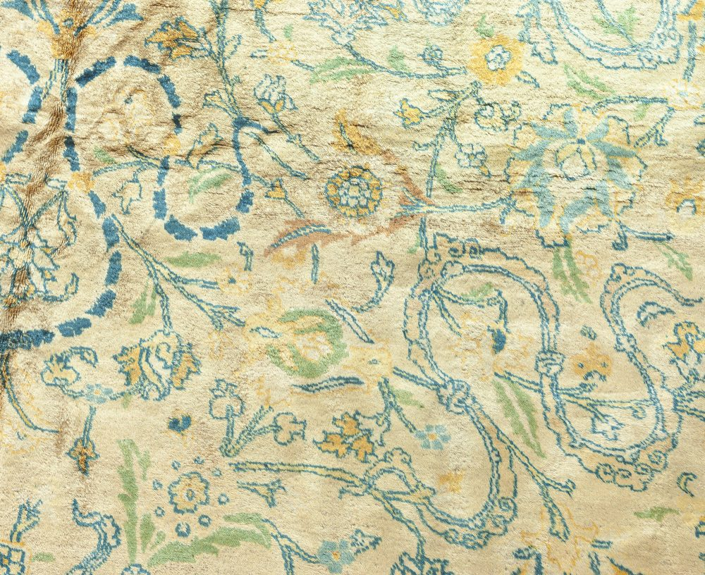 Antique Persian Tabriz Carpet BB2299