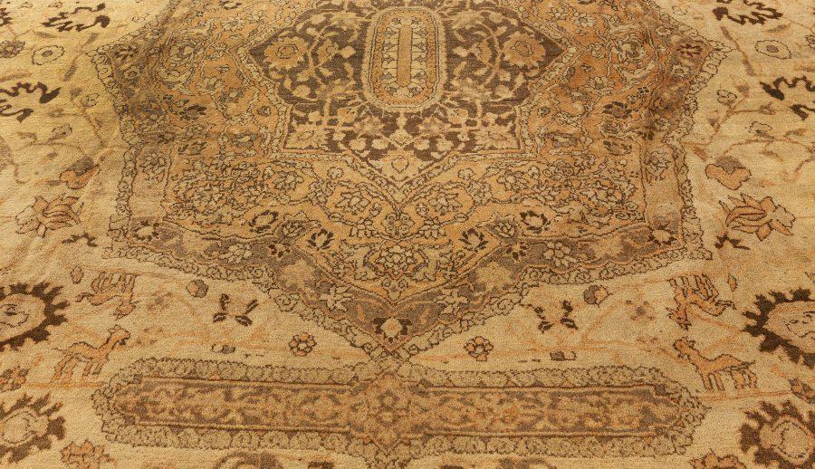 Large Antique Indian Amritsar Rug BB2633