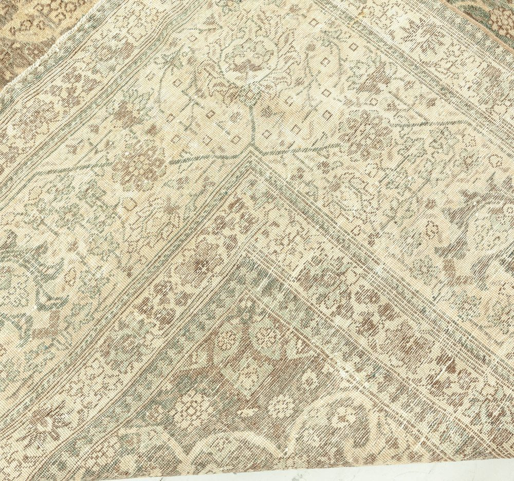 Antique Persian Tabriz Carpet BB2862