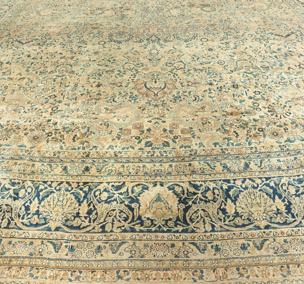 Antique Persian Kirman Rug BB2942