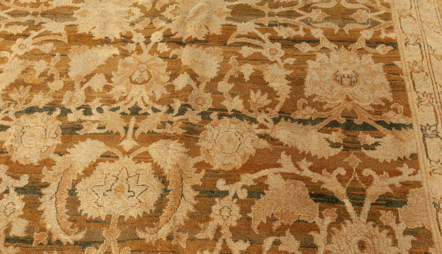 Antique Indian Amritsar Carpet BB3076