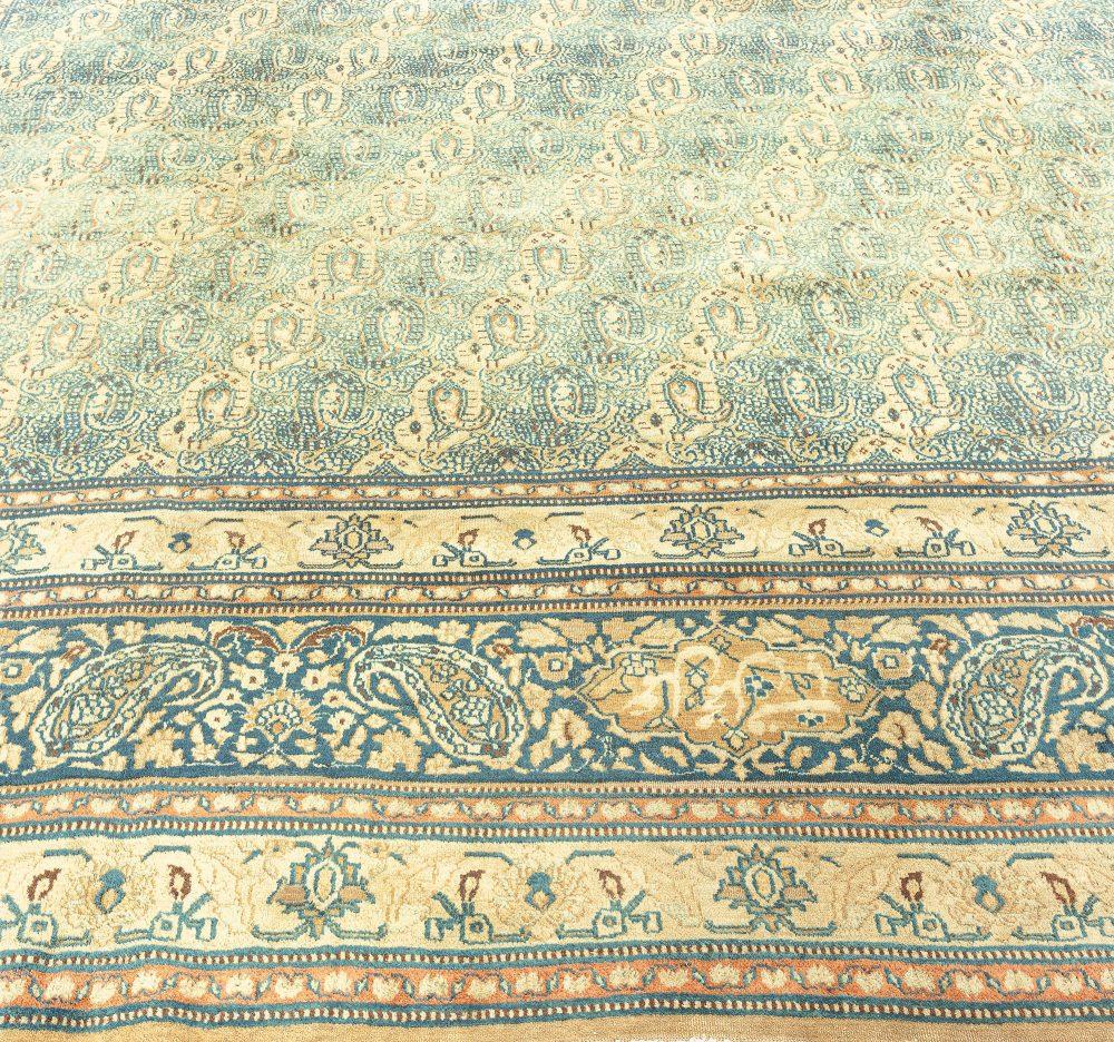 Antique Persian Meshad Rug BB3127
