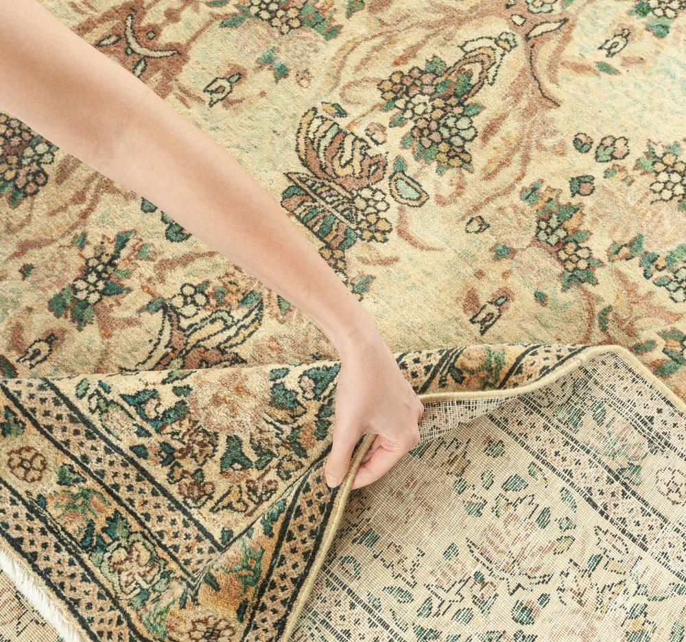 Antique Persian Kirman Carpet BB3176