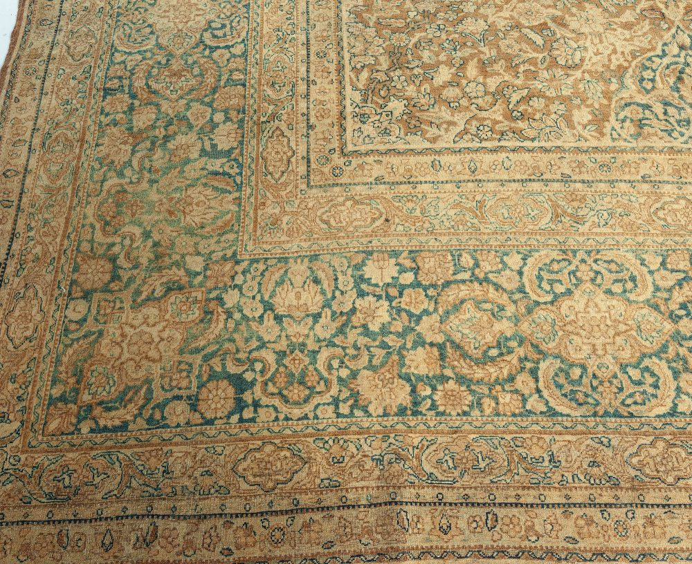 Antique Persian Tabriz Rug BB3296