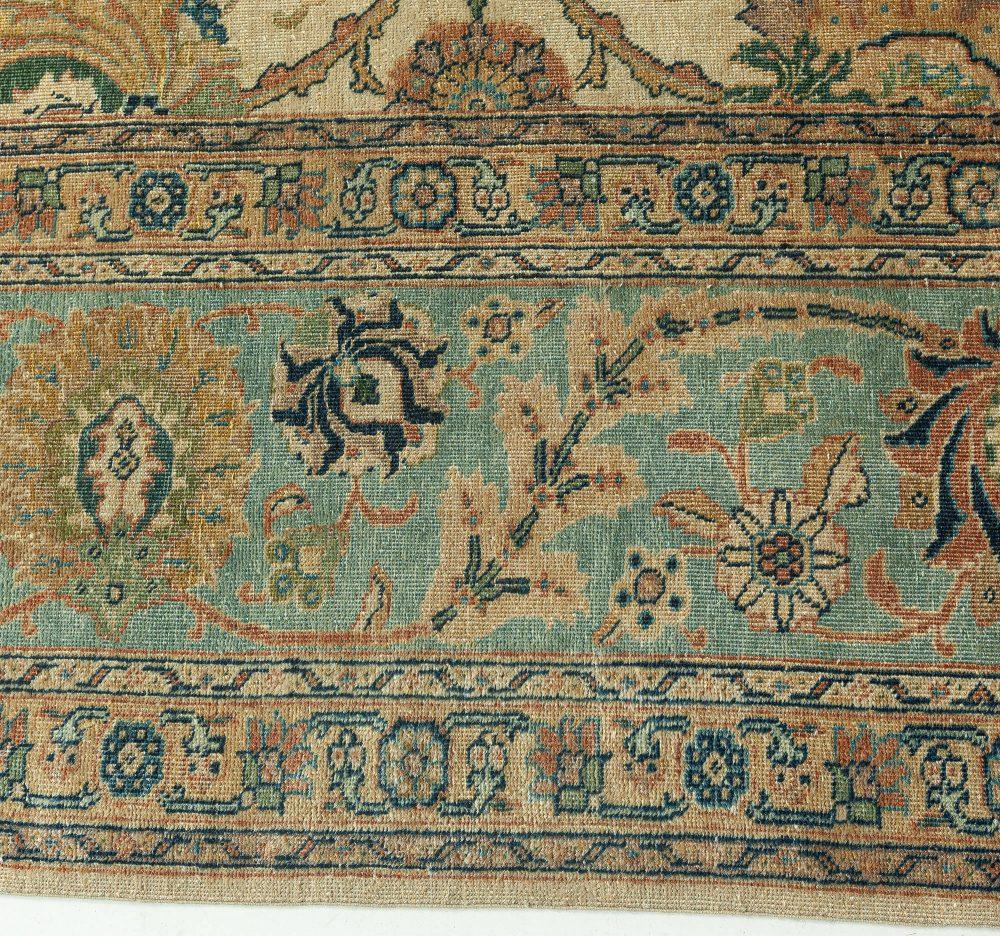 Antique Persian Tabriz Rug BB3355