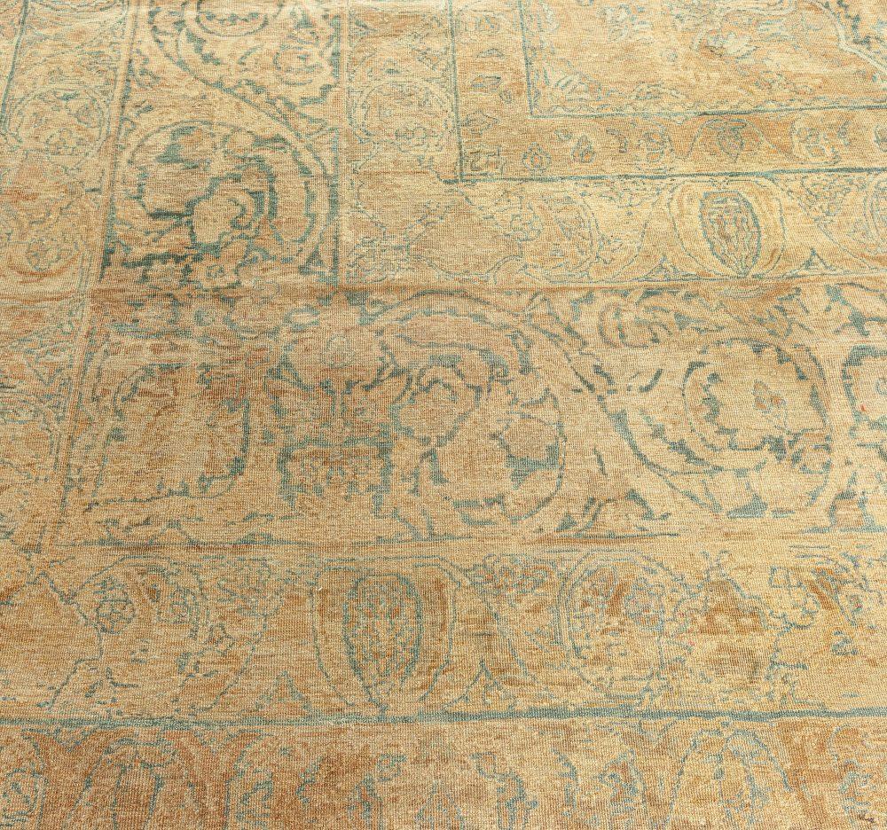 Antique Persian Kirman Carpet BB3437