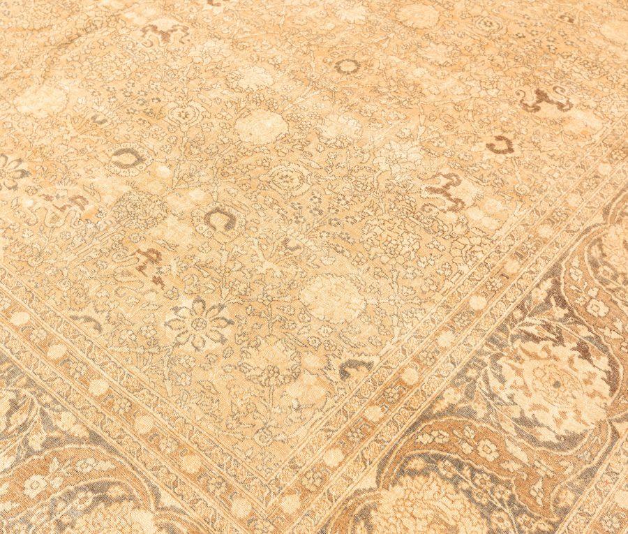 Antique Persian Tabriz Rug BB3618