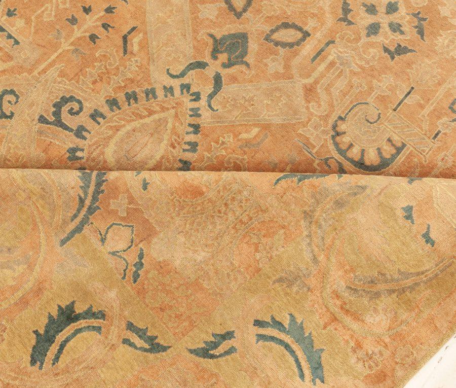Vintage Indian Carpet BB3704