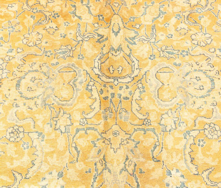 Antique Persian Tabriz Carpet BB3824