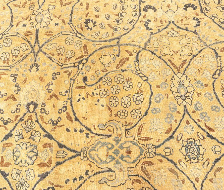 Antique Persian Meshad Carpet BB3827