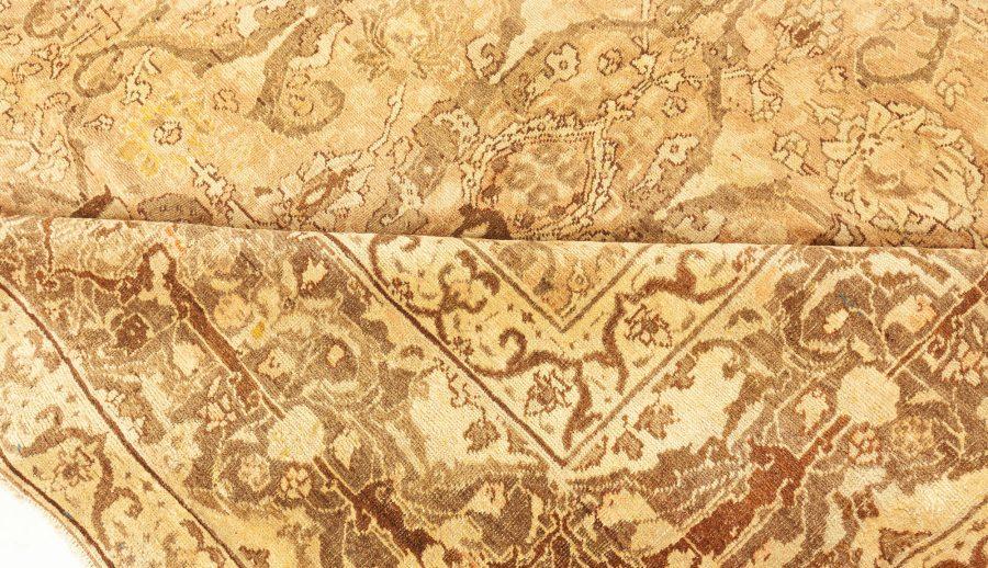 Antique Persian Tabriz Carpet BB3935