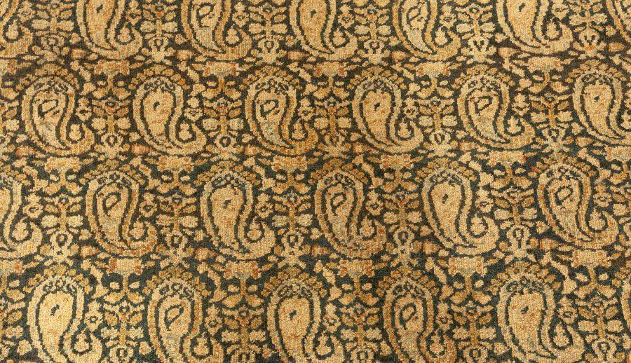 Antique Persian Meshad Rug BB3940