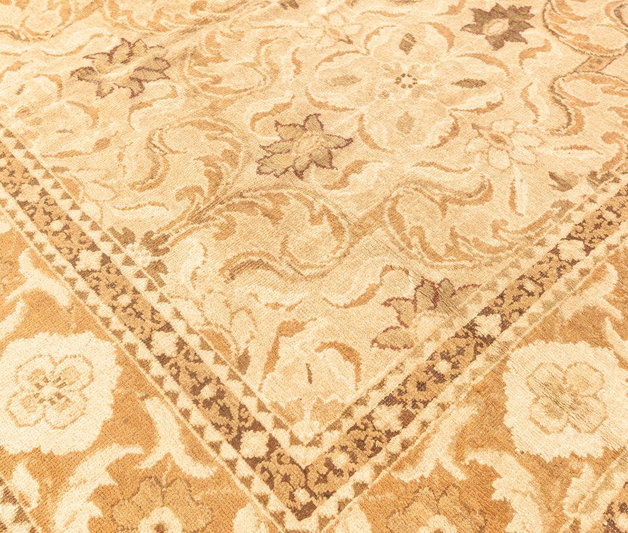 Antique Indian Amritsar Carpet BB3993