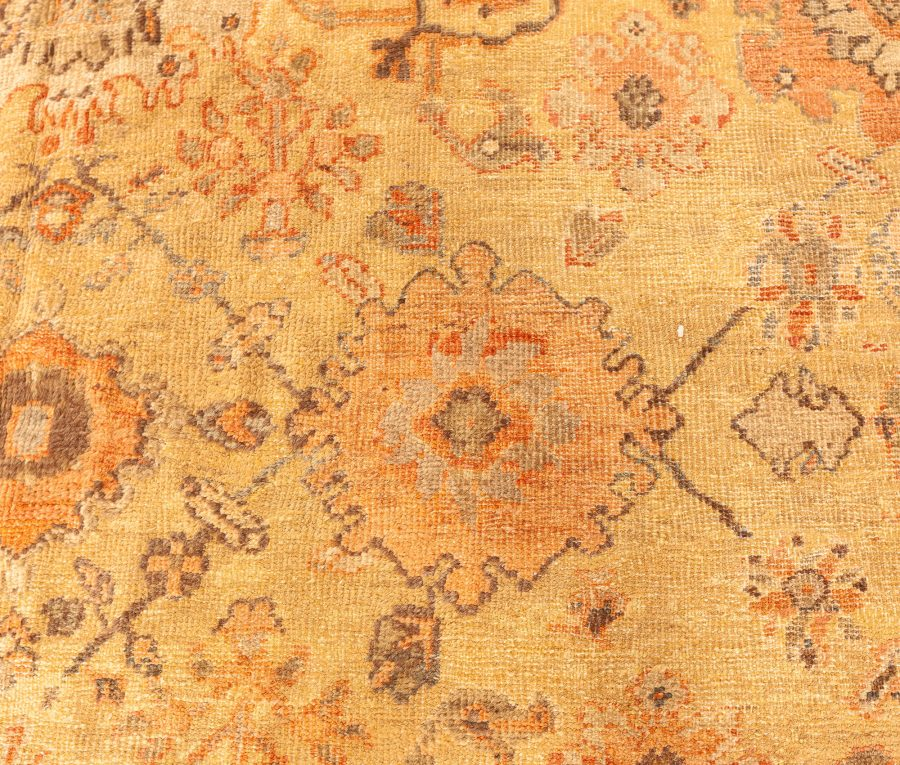 Antique Persian Sultanabad Rug BB4106
