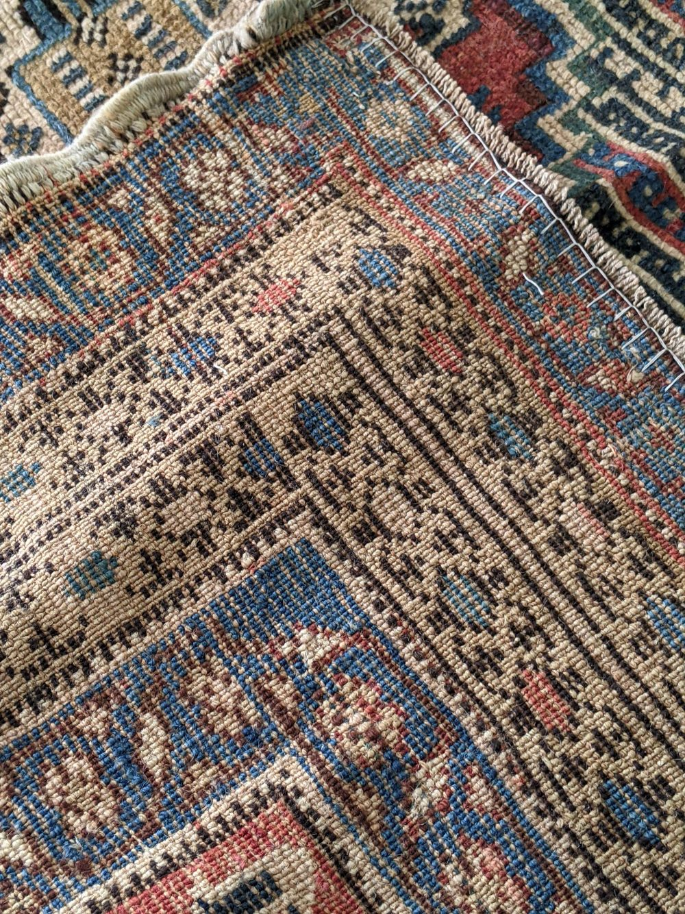 Antique Northwest Persian Rug BB4228