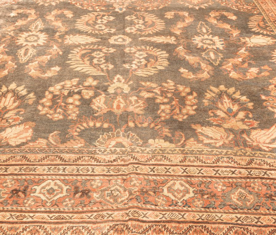 Antique Persian Sultanabad Carpet BB4244