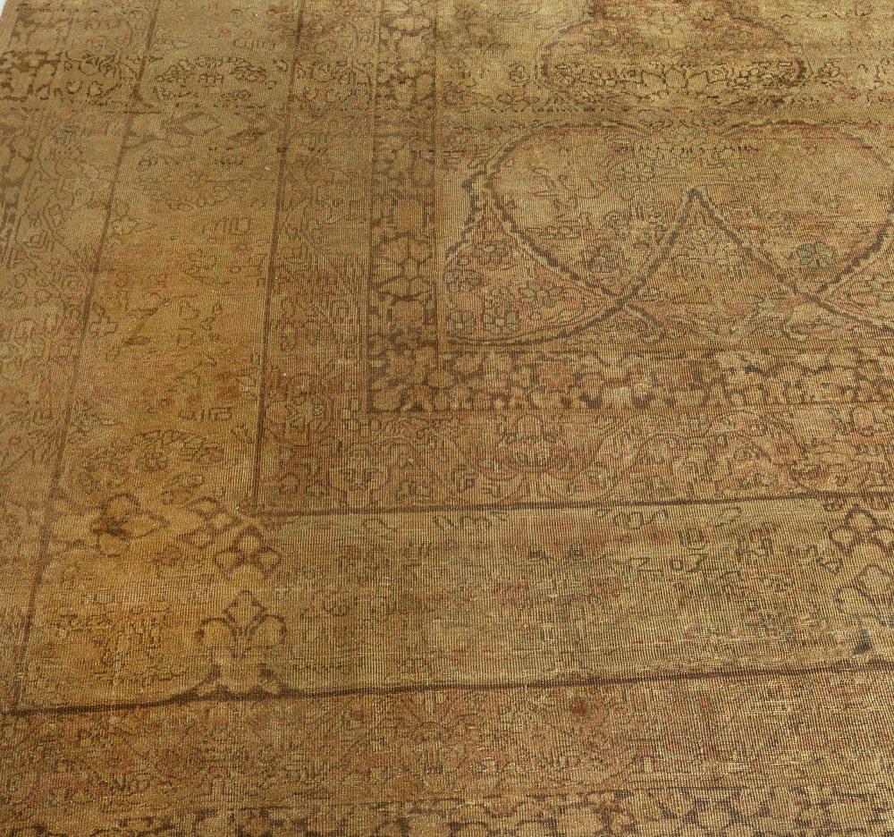 Antique Persian Kirman Rug BB4273