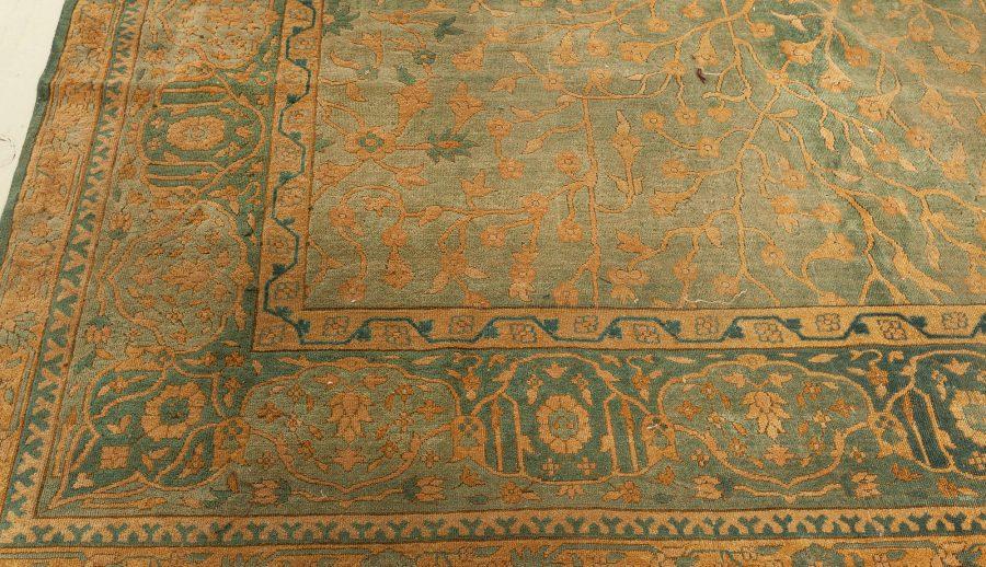 Antique Indian Rug BB4338