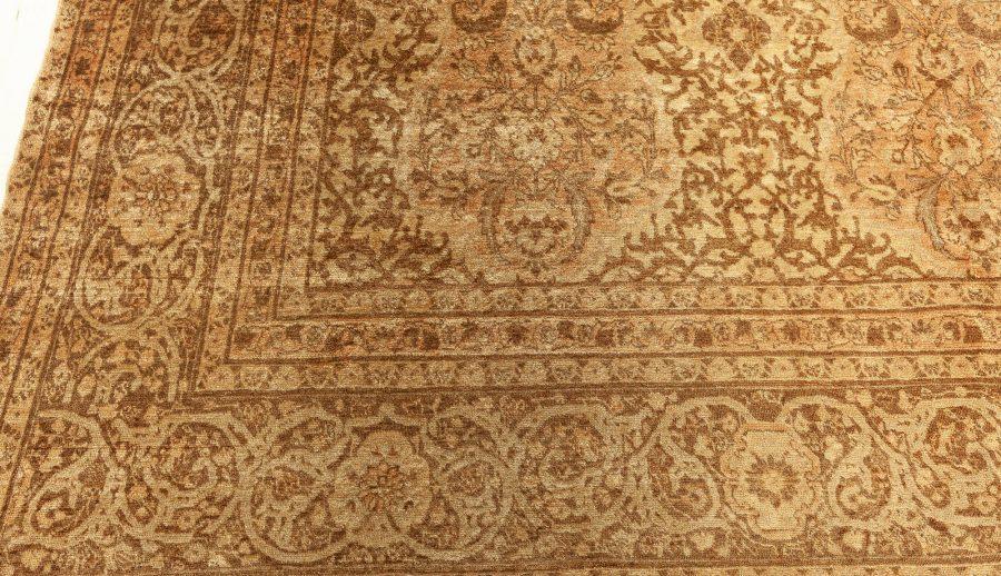 Vintage Persian Tabriz Rug BB4446