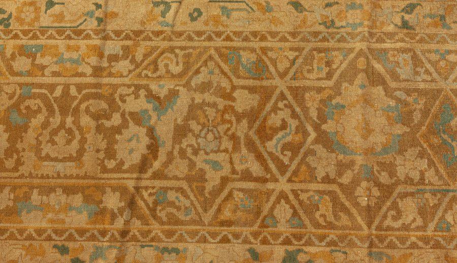 Antique Indian Rug (Size Adjusted) BB4596