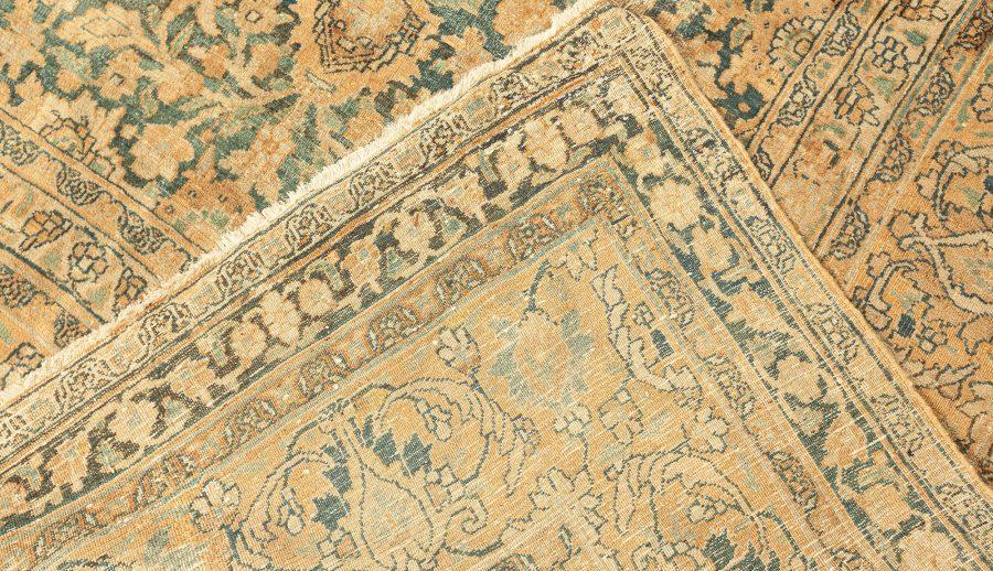 Antique Persian Meshad Rug BB4657