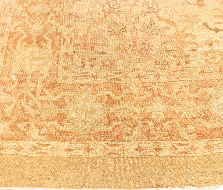 Antique Indian Amritsar Rug BB4825