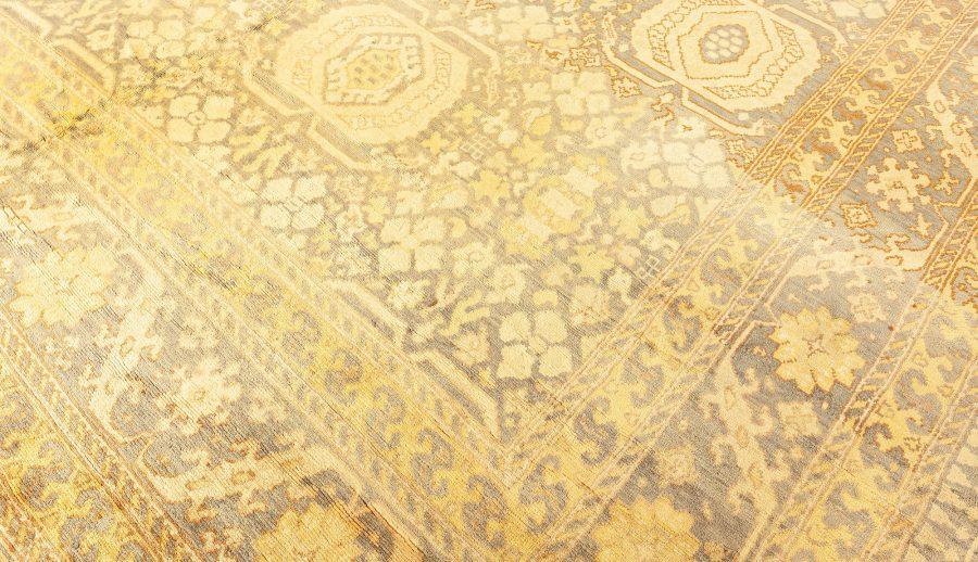 Antique Turkish Hereke Rug BB4861