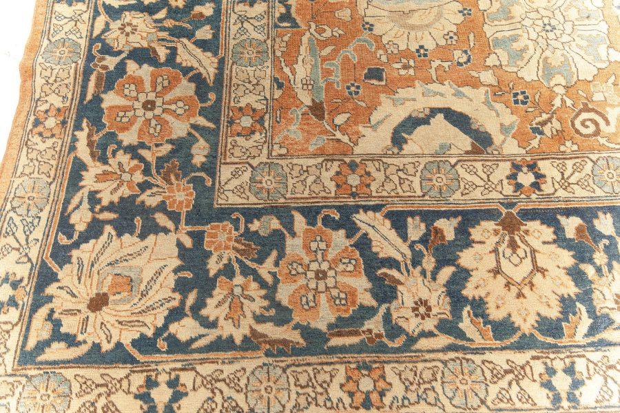Persian Tabriz Rug BB5553