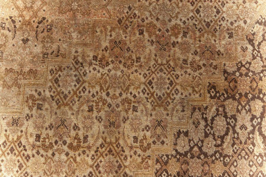Antique Persian Tabriz Carpet BB5560