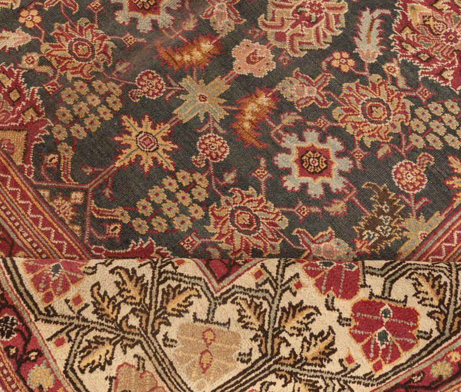 Antique Indian Amritsar Rug BB5564