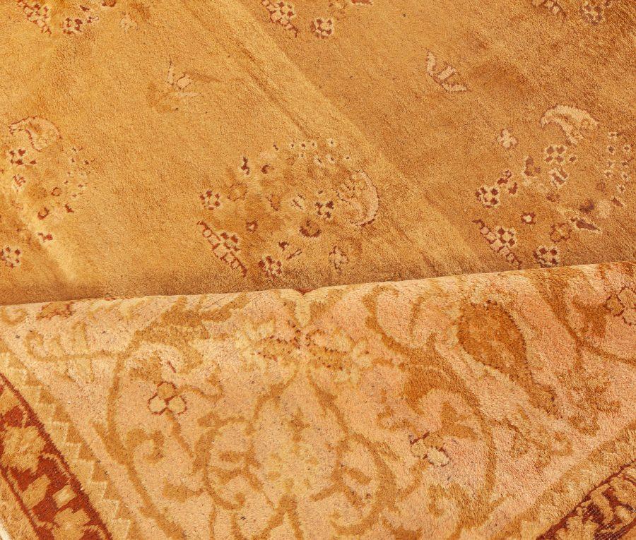 Antique Indian Amritsar Rug BB5570