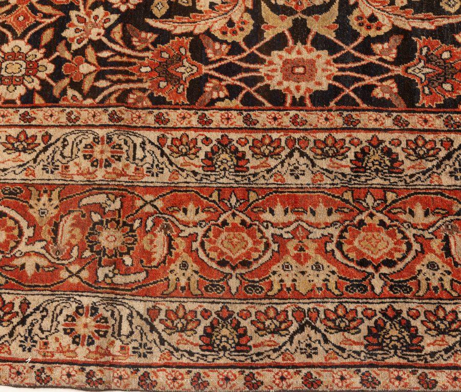 Antique Persian Kirman Rug BB5571