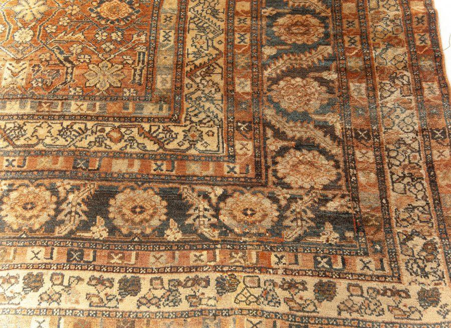 Large Antique Persian Bibikabad Rug BB5580