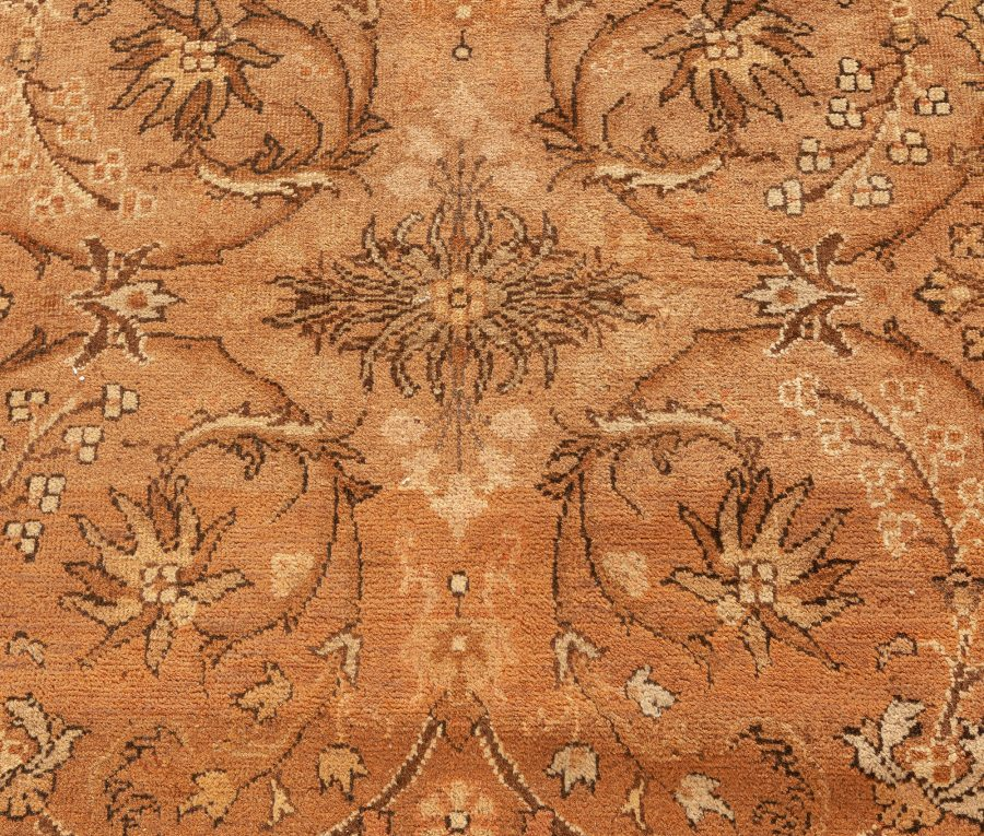 Antique Indian Amritsar Carpet BB5600
