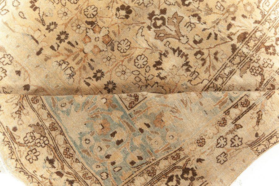 Antique Persian Meshad Rug BB5770