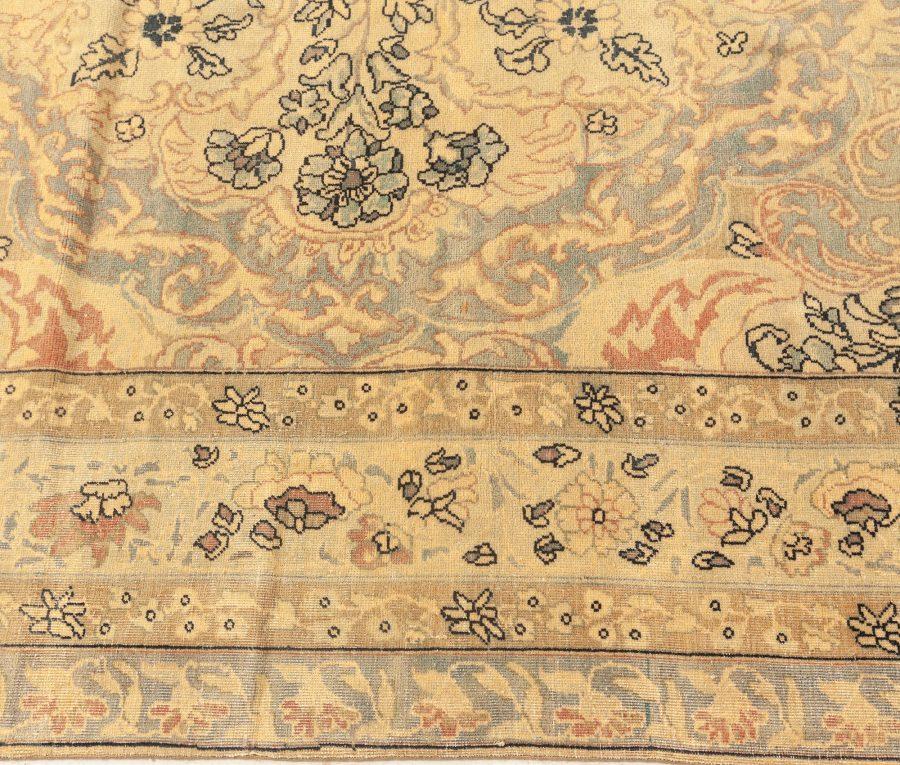 Large Vintage Indian Rug BB5772