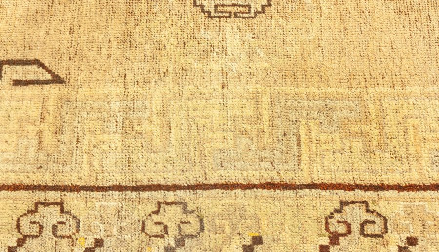 Vintage Samarkand Rug BB5817