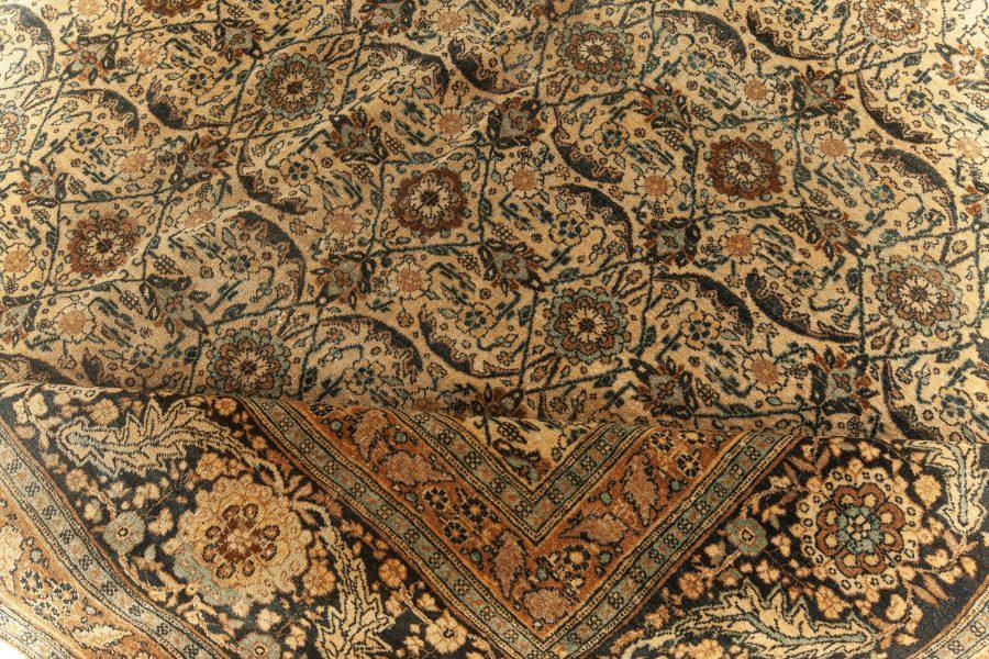 Vintage Persian Tabriz Carpet BB5925