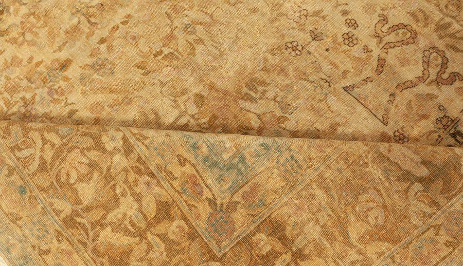 Indian Antique Rug BB6263