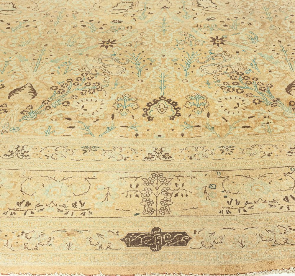 Antique Persian Kirman Rug BB7302