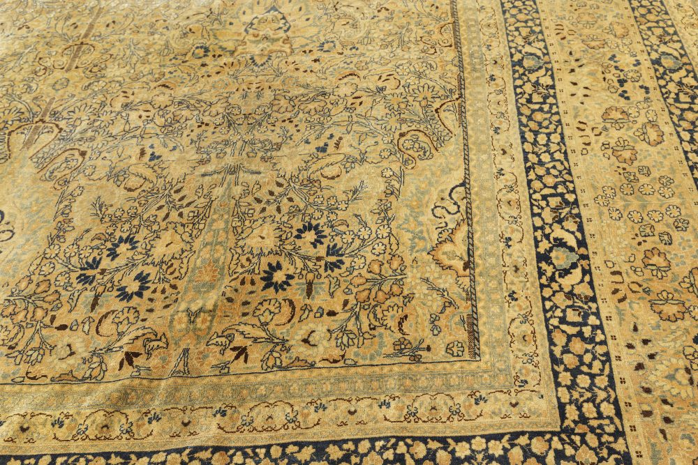 Antique Persian Meshad Carpet BB7316