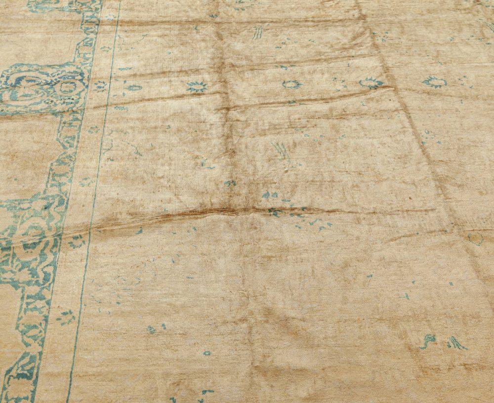 Antique Indian Carpet BB7467
