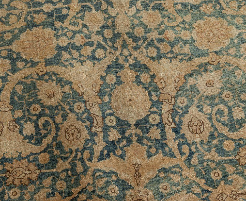 Antique Persian Tabriz Carpet BB7568
