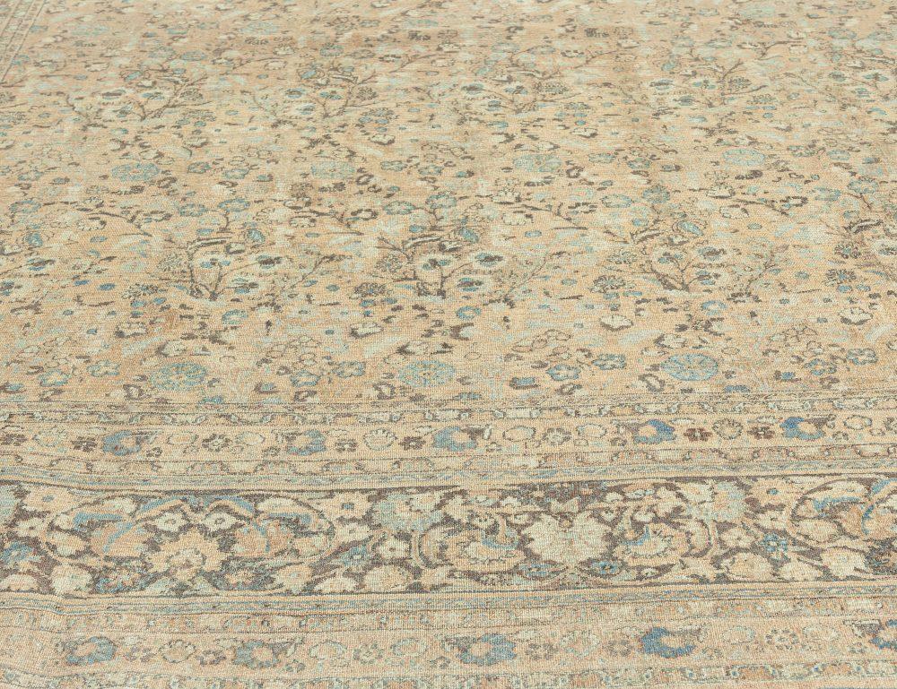 Antique Persian Tabriz Rug BB7569