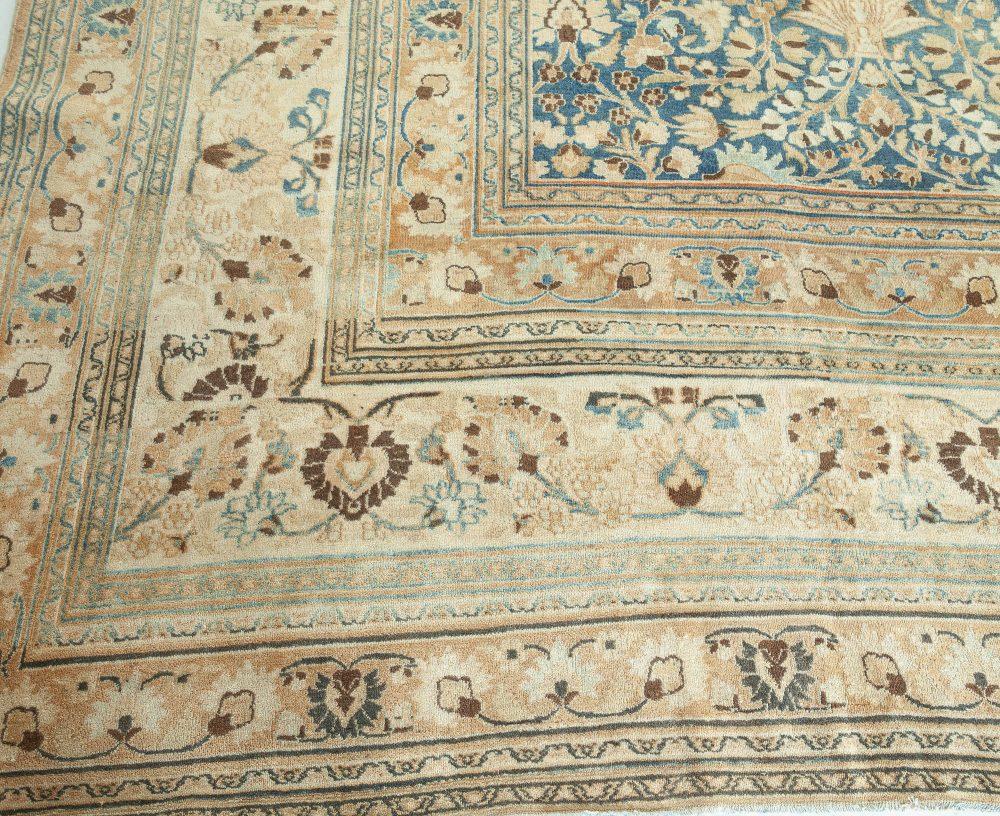 Antique Persian Mashad Rug BB7570